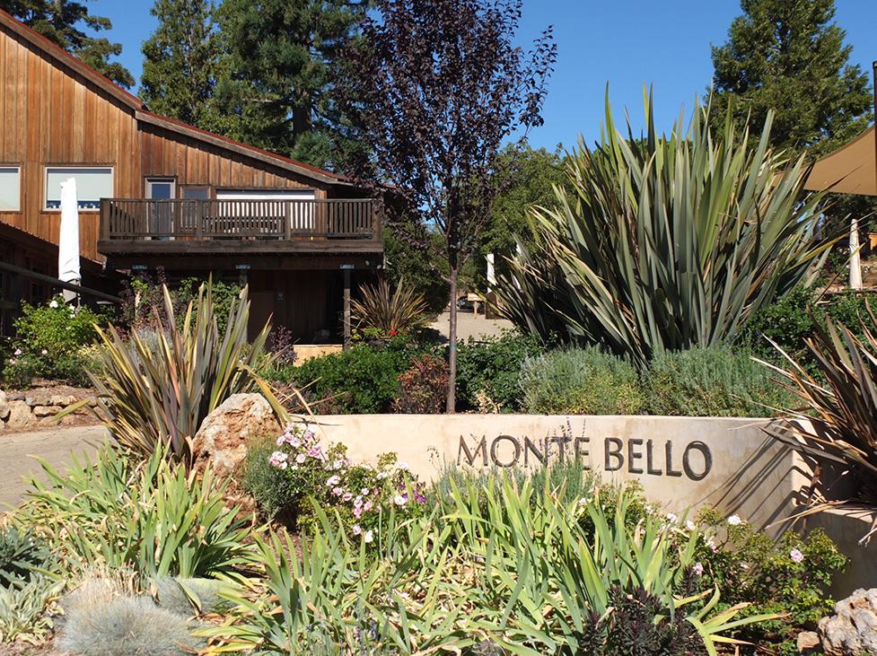 Das Weingut Ridge Monte Bello © Daniela Dejnega