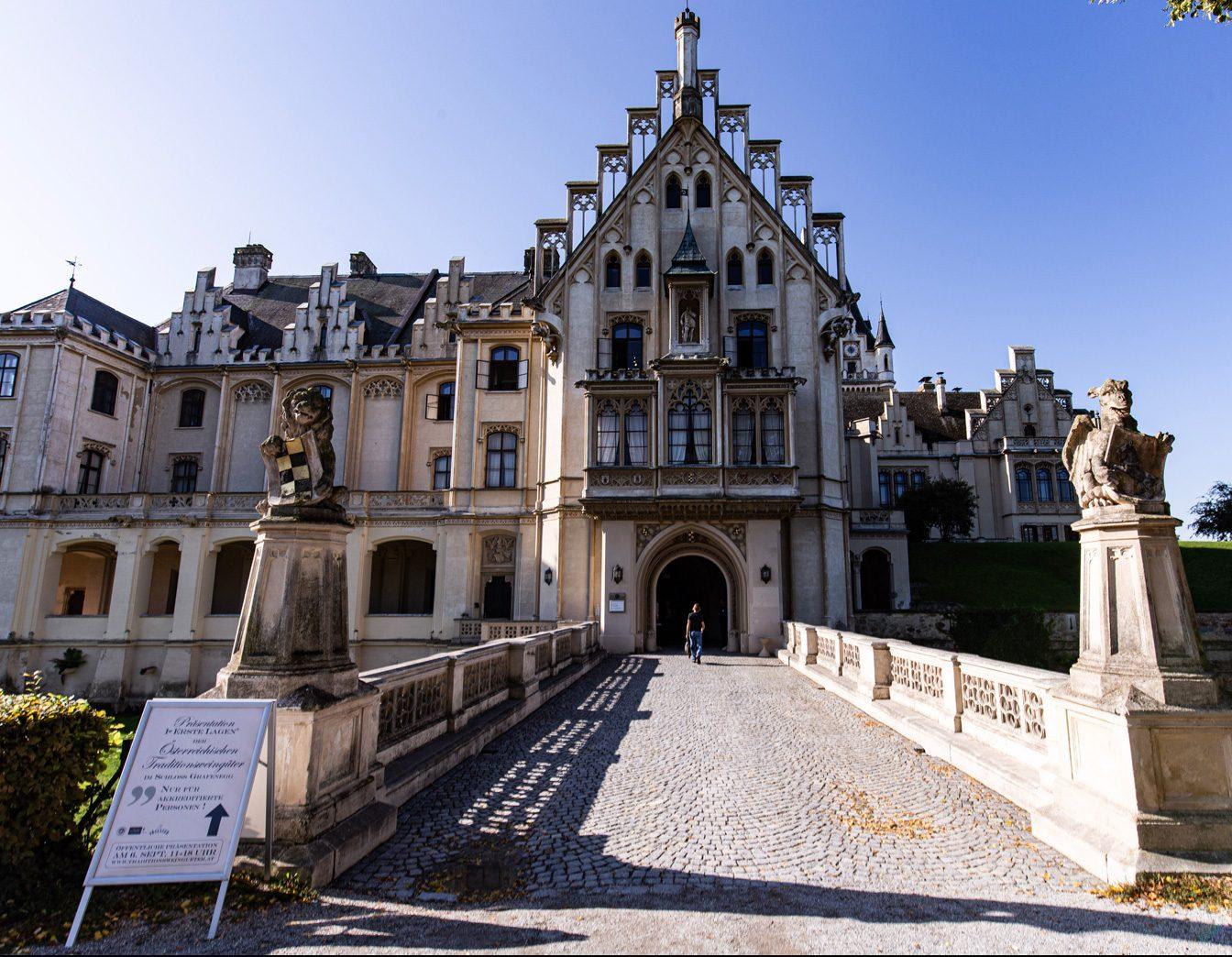 Schloss Grafenegg © Michael Moosbrugger